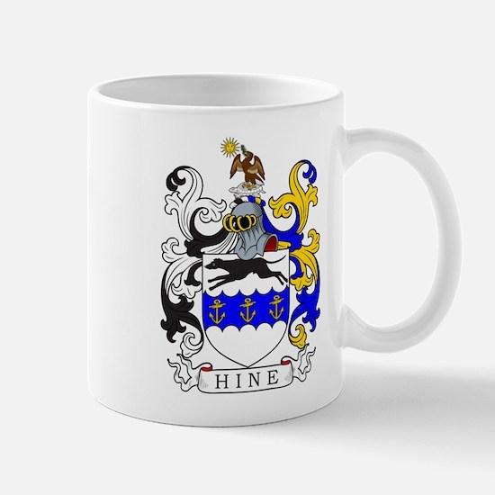 Hine Coat of Arms Mugs