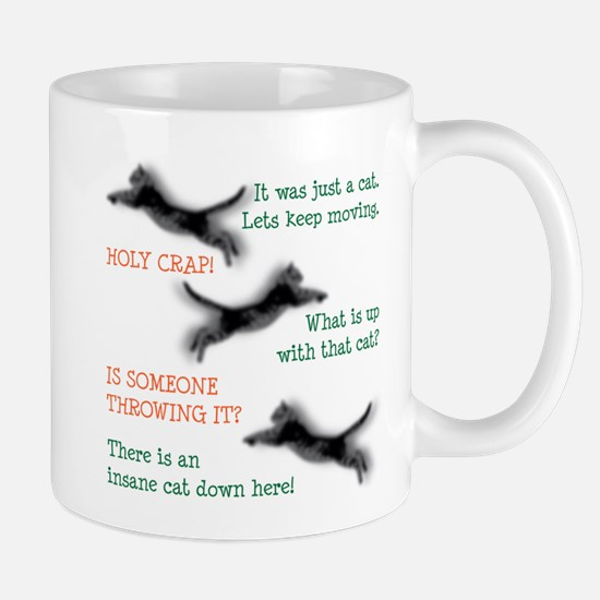 Insane Cat Mug