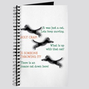 Insane Cat Journal