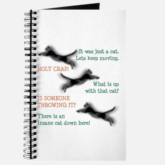 Insane Cat Journal