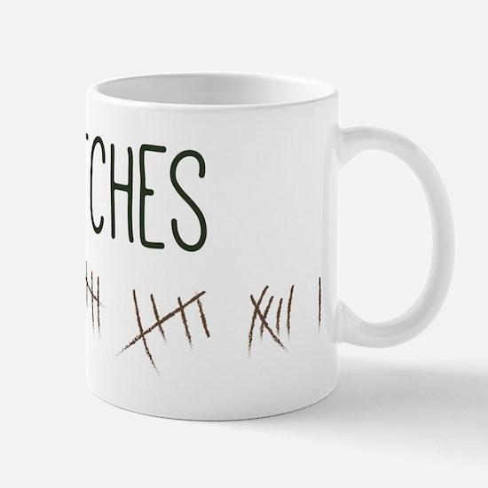 Notches Mug