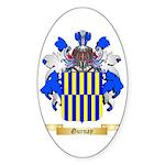 Gurnay Sticker (Oval 50 pk)