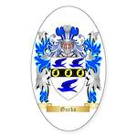 Gurko Sticker (Oval 10 pk)