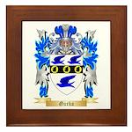 Gurko Framed Tile