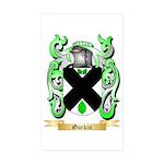Gurkin Sticker (Rectangle 10 pk)