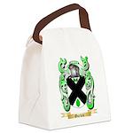 Gurkin Canvas Lunch Bag