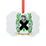 Gurkin Picture Ornament