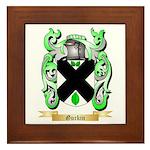 Gurkin Framed Tile