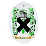 Gurkin Ornament (Oval)