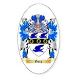 Gurg Sticker (Oval)