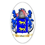 Gure Sticker (Oval 10 pk)