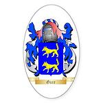 Gure Sticker (Oval 50 pk)