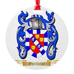 Gunthorpe Round Ornament