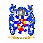 Gunthorpe Square Car Magnet 3
