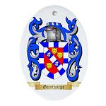 Gunthorpe Ornament (Oval)