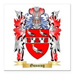 Gunning Square Car Magnet 3