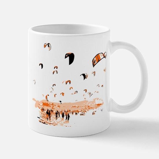 Kite Surfing Mugs