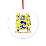 Gunderson Ornament (Round)