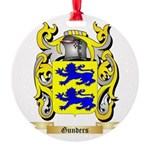 Gunders Round Ornament
