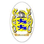 Gunders Sticker (Oval 10 pk)