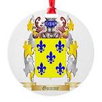 Gumme Round Ornament