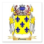Gumma Square Car Magnet 3