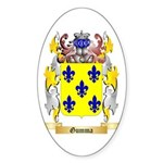 Gumma Sticker (Oval 50 pk)