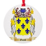 Gumb Round Ornament