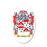 Gully 35x21 Oval Wall Decal