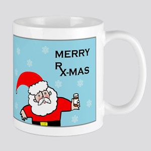 FUNNY CHRISTMAS DECOR Mugs
