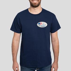 I Tried To Vote! Dark T-Shirt
