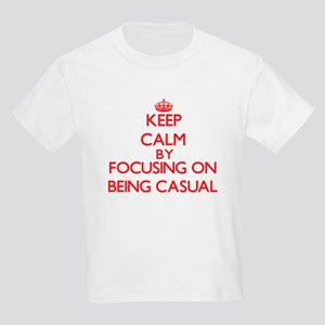 Being Casual T-Shirt