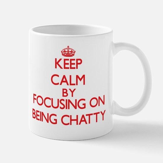 Being Chatty Mug
