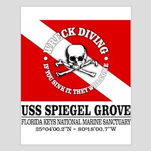USS Spiegel Grove Posters