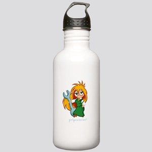 Chibi Gg Url Stainless Water Bottle 1.0l