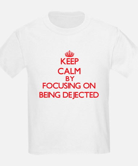 Being Dejected T-Shirt
