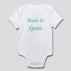 Spain Infant Bodysuit