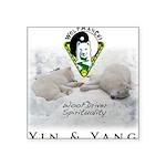 WMC Yin & Yang 2013 Sticker