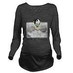 WMC Yin & Yang 2013 Long Sleeve Maternity T-Shirt