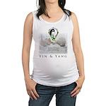 WMC Yin & Yang 2013 Maternity Tank Top