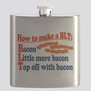 Bacon How To Make a BLT Flask