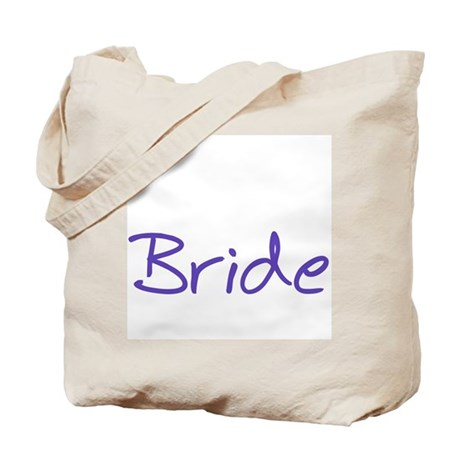 Casual Bride Tote Bag