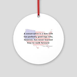 FDR Franklin Roosevelt Conservative Definition Orn
