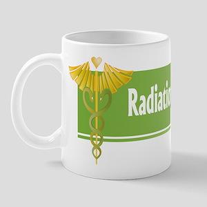 Radiation Therapists Care Mug