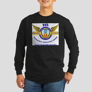 9TH ARMY AIR FORCE WORLD WAR I Long Sleeve T-Shirt