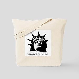 Democrat - Liberty Tote Bag