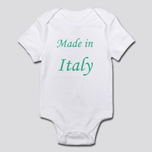 Italy Infant Bodysuit