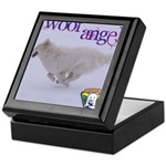 WOOF Angel Keepsake Box