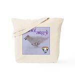 WOOF Angel Tote Bag