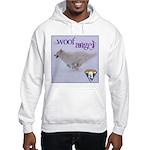 WOOF Angel Hoodie